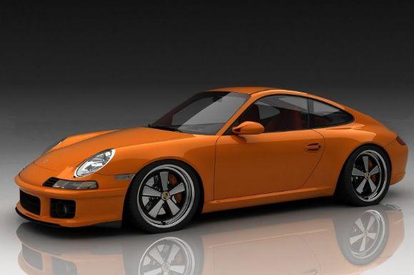 En attendant la nouvelle Porsche 911, la société de design suédoise Bo Zolland nous présente un kit ...