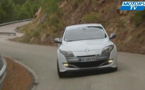 La RS abréviation de Renault Sport. Comme la Clio Cup que Laurent Rigal vient d'essayer, cette Megan...