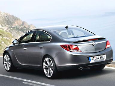 Opel Insignia salué par le Red Dot  Huitième récompense accordée au navire amiral de Opel