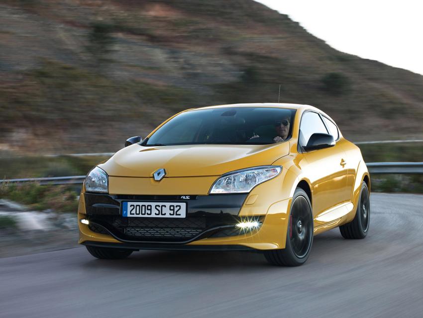 Dernière née des véhicules sportifs de série de Renault, Nouvelle Mégane R.S. se distingue parmi les...
