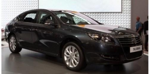 La nouvelle Renault Talisman s'attaque au marché chinois !
