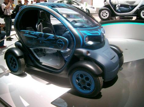 La Renault Twizy à 6990 euros