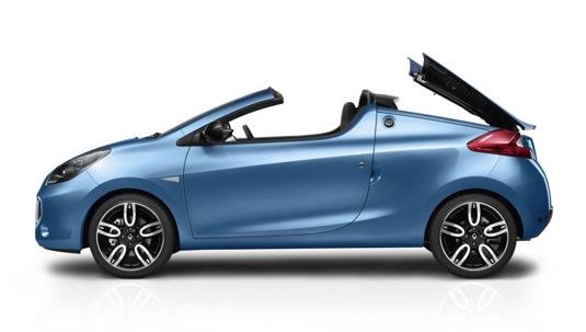Renault Wind est un coupé roadster 2 places de 3.83 m à la découvrabilité inventive. Avec un innovan...