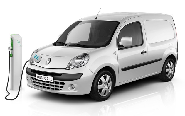 Renault Kangoo Z.E : le bilan, un an après (Vidéo)