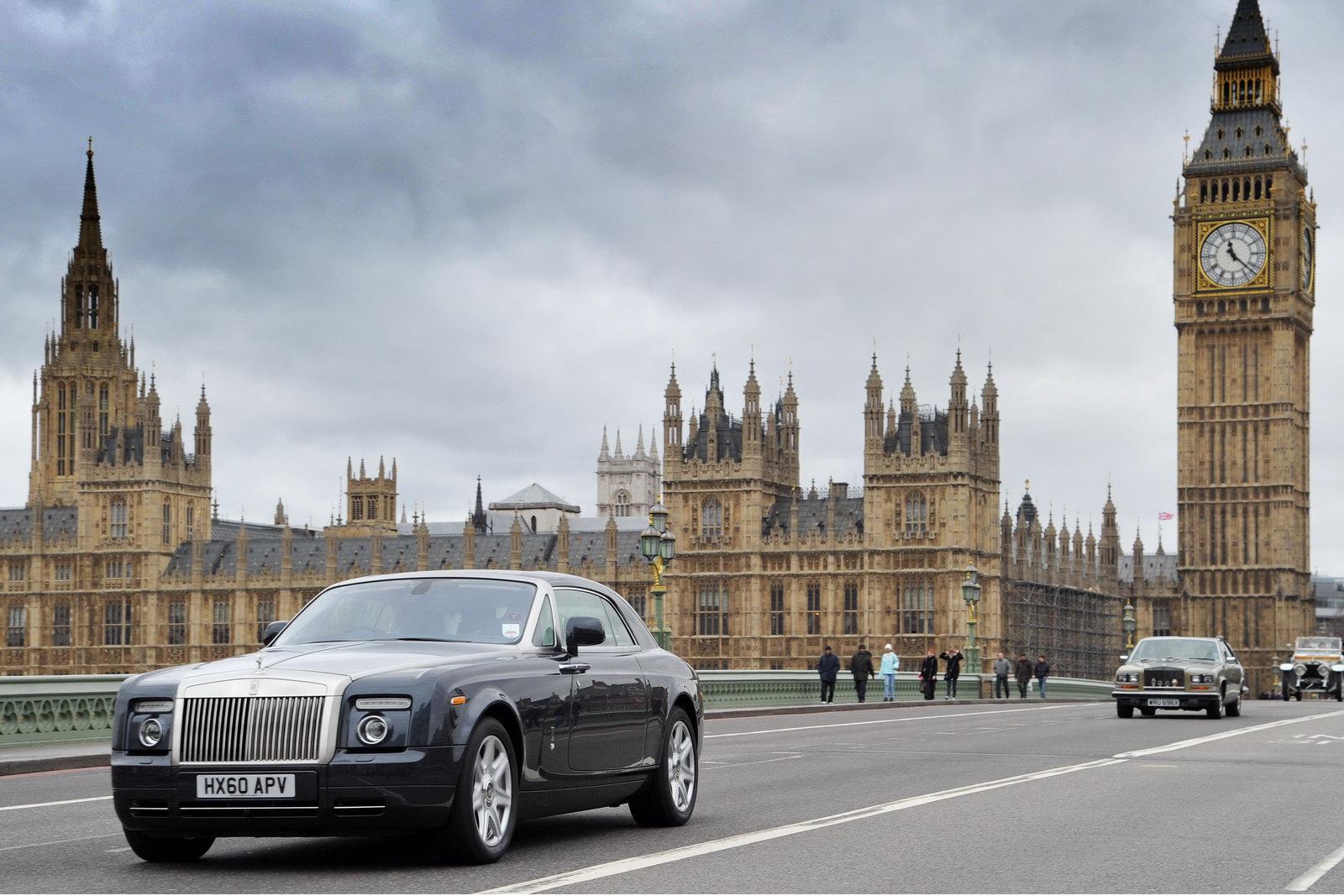 La marque Rolls-Royce a fêté hier les 100 ans de son emblème. En effet, c'est le 6 février 1911 que ...