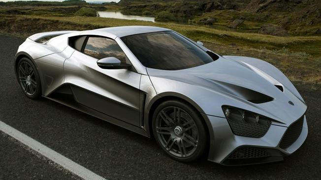 Sensation venue du Danemark, au pays des supercars : il existerait une danoise plus puissante que la...