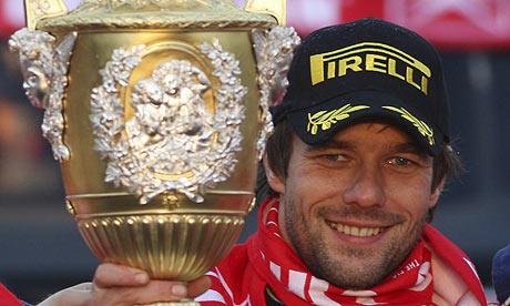 Sébastien Loeb élu sportif préféré des français Un grand champion pas comme les autres