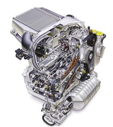 Un moteur Diesel pour Subaru Pour la mi-2008, sur la Legacy
