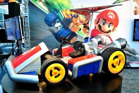 Super !  Le Mario kart existe enfin
