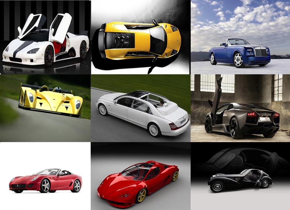 L'insolite classement des 10 voitures les plus chères du monde, incroyable mais vrai !