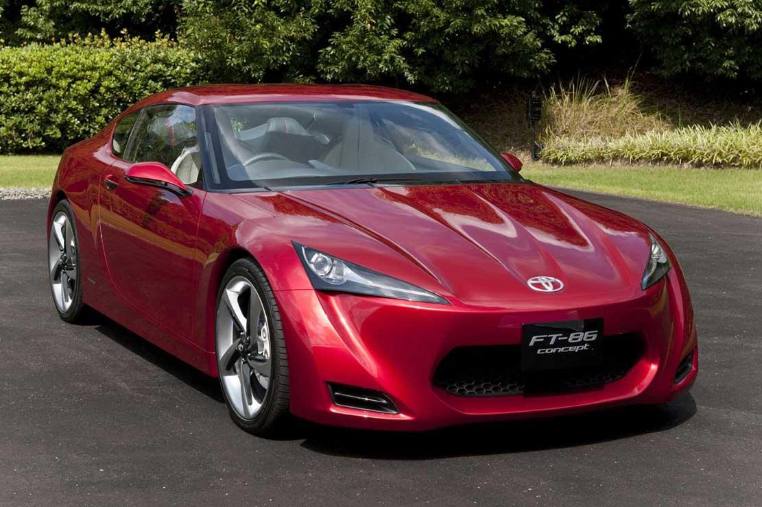 Nouveau petit coupé, (Vidéo) La Toyota FT86 Concept