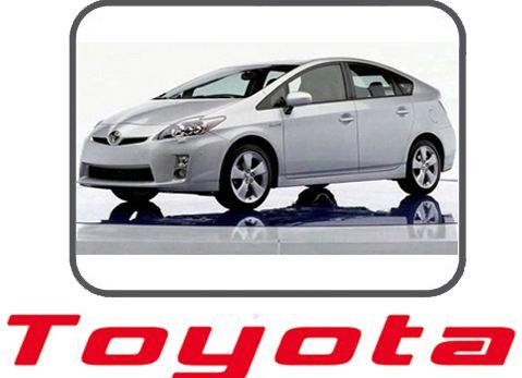 La marque nipponne Toyota fait un nouveau rappel  Toyota Prius de nouveau concernée