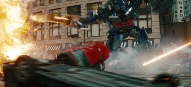 La bande annonce de Transformers 3 Dark of the Moon