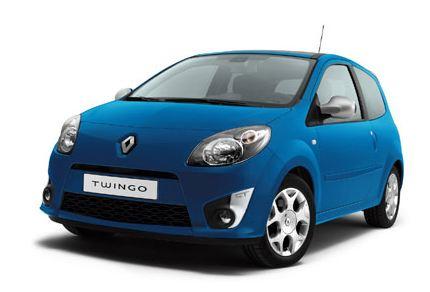 La Renault Twingo 2, 2,4 millions d'exemplaires ont été vendus