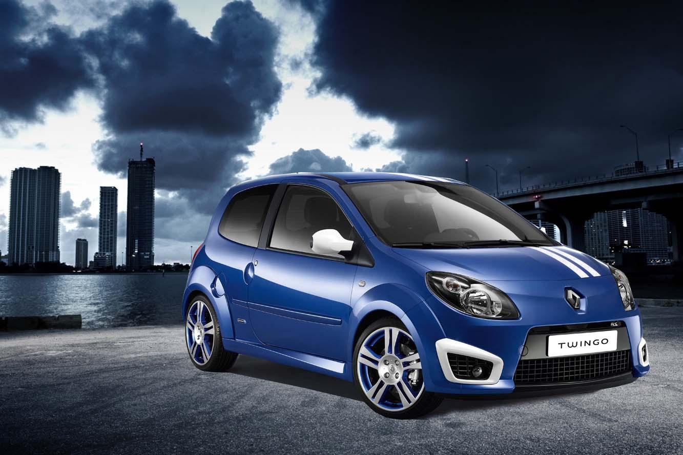 Le nouveau bébé de Renault, (Vidéo) La Twingo Gordini RS