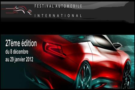 Elisez la plus belle voiture de l'année 2011.