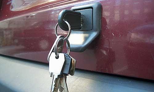 Tournai : Arrêtée pour vol de voiture.