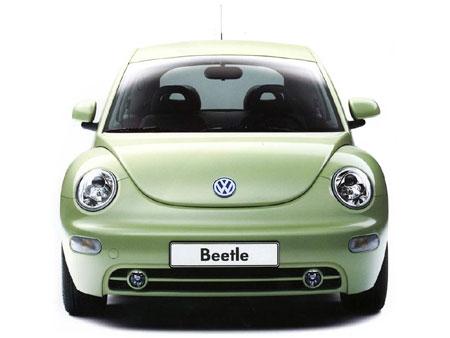 Volkswagen new Beetle La Beetle fait plusieurs clins d'œil à la Coccinelle