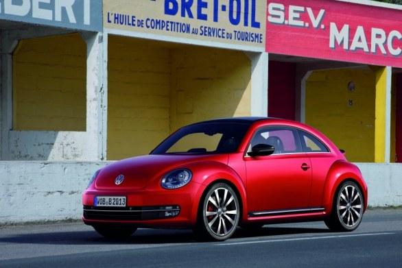 Une Beetle plus masculine !