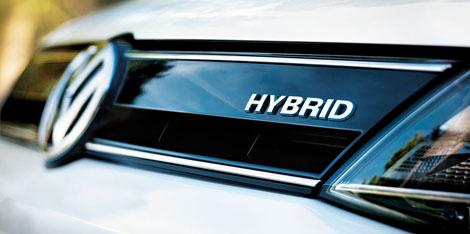 Volkswagen fait cap vers l'hybride