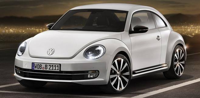 Prévue pour la fin de l'année, la nouvelle version de la New Beetle de la firme allemande sera propo...