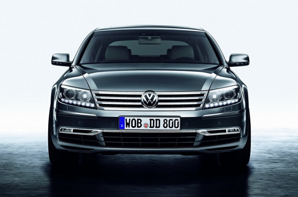 Le vaisseau amiral de la gamme Volkswagen poursuit son chemin. Celle-ci s'est peu écoulée, notamment...