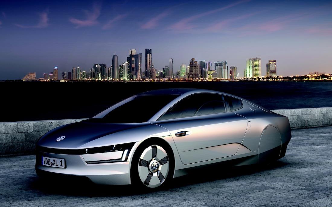 La nouvelle Volkswagen : 0.9 litres/ 100km (vidéo) La Volkswagen Xl1 Concept