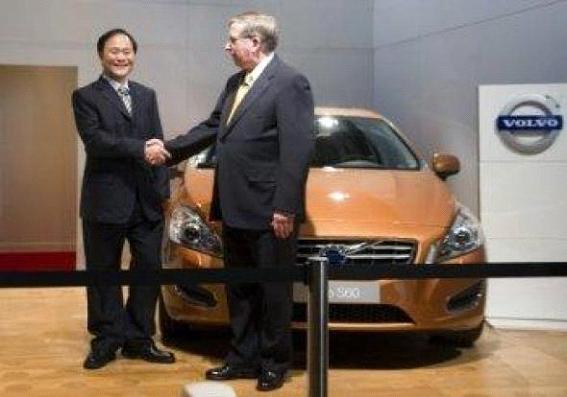 Volvo devient chinois De nombreuses inquiétudes