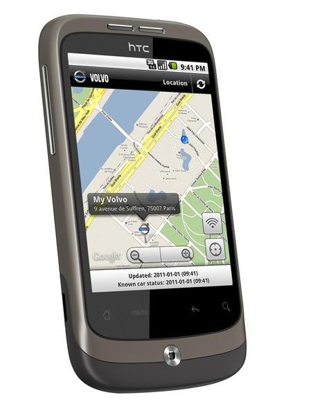 Volvo On Call est une nouvelle application, téléchargeable gratuitement sur iPhone ou Smartphone And...
