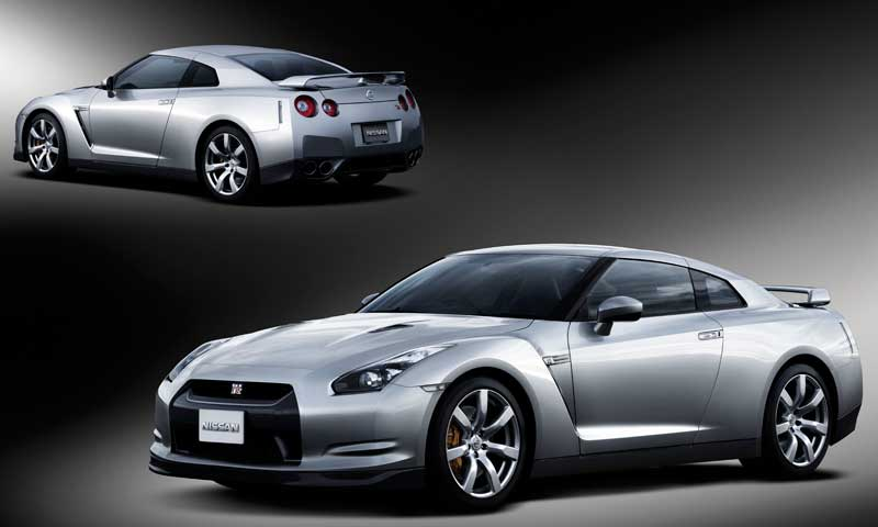 Nissan GT-R (Vidéo)  World Performance Car 2009