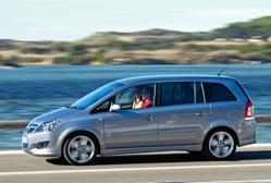 Opel Zafira 1.7 CDTi Cosmo-OPCLinePack,Intéressante à plus d'un point