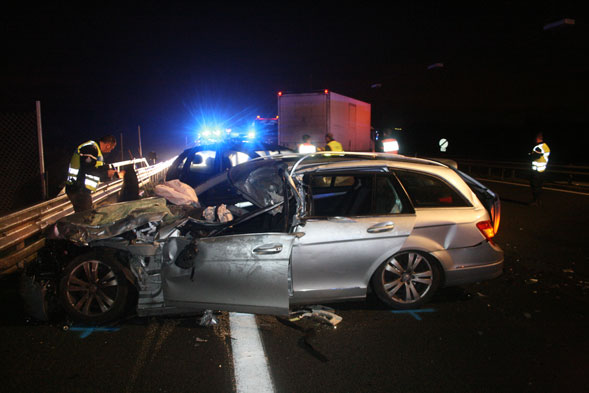 LILLE : accident mortel sur l'A1