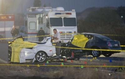 Sécurité routière : la barre des 4 000 morts pour 2010 Le nombre de morts sur les routes françaises en baisse depuis 9 ans