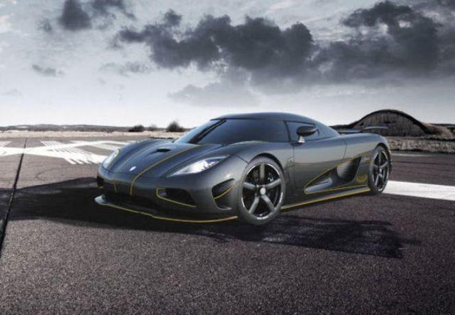 Koenigsegg : la Hundra pour fêter la centième Agera produite
