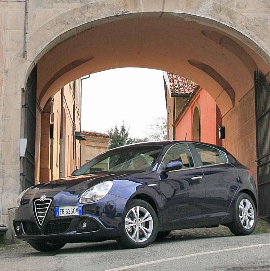 Essai de l'Alfa Romeo Giullietta,  Une compacte de caractère!