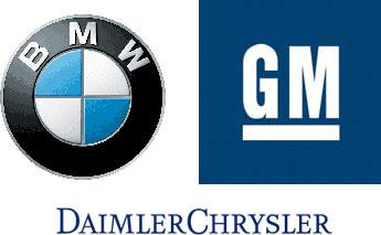 Alliance pour l'hybride Entre BMW, DaimlerChrysler et General Motors