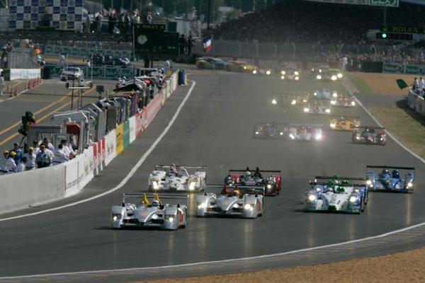 Audi signe une septième victoire  aux 24 heures du Mans