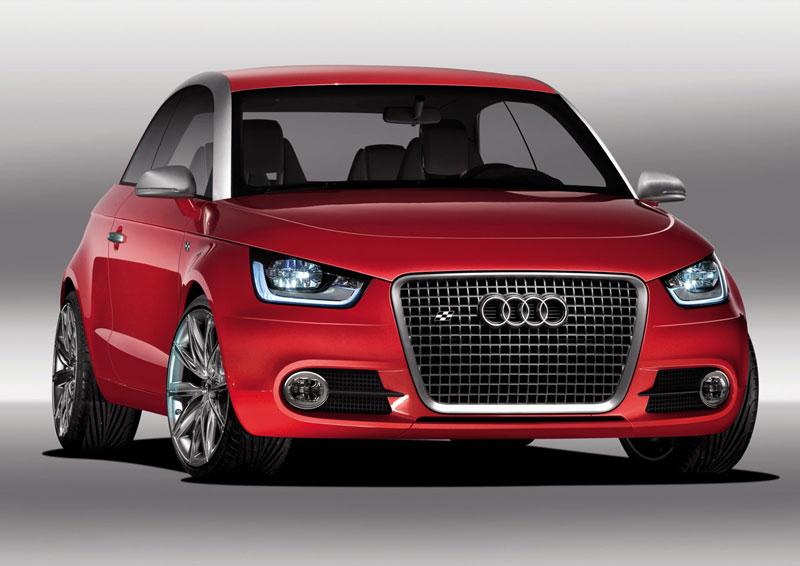 Audi A1 Vise la Mini et la future Alfa Romeo Junior