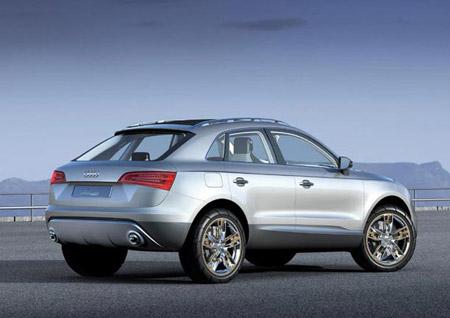 Tout sur le nouveau et troisième SUV de la marque Audi : le Q3, petit frère du Q5 et Q7 L'Audi SUV Q3 devrait débarquer normalement cette année
