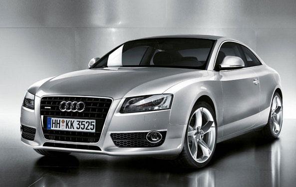 La nouvelle Audi A5 Enfin quelques photos