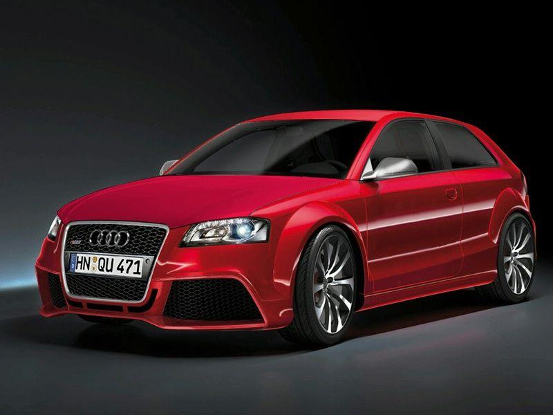 Audi RS 3 Championne du monde toute catégorie confondue « voiturage artistique » (vidéo) L'Audi RS 3: « Drifting on snow »