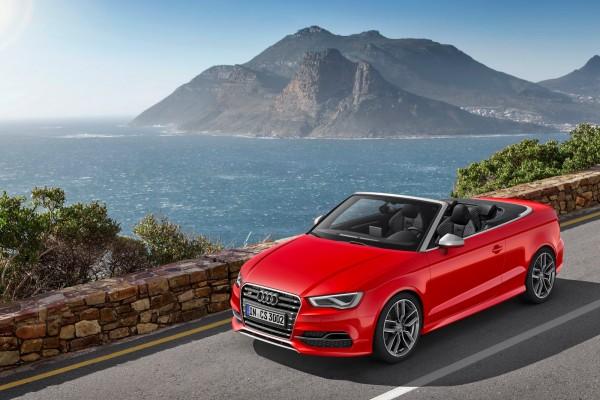 Présentation de la nouvelle Audi S3 Cabriolet