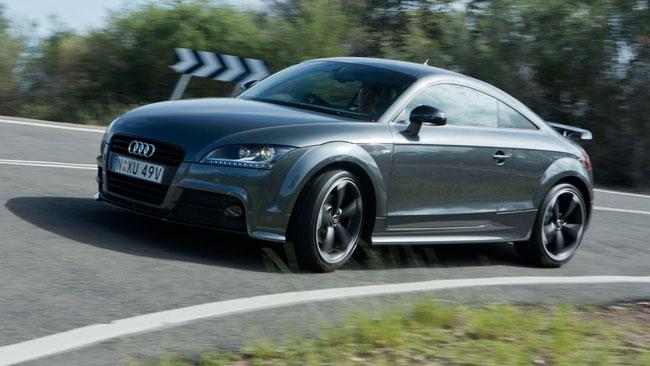 Le mois d'Août voit la marque Audi fêter les 15ans de l'Audi TT. Pour l'occasion des 500 000 exempla...