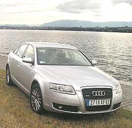 Audi A6 3.2 FSI Quattro Ambition Luxe Une transmission intégrale avec 255 chevaux