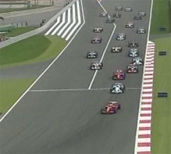 Grand prix de Bahreïn à Shakir dimanche 14 mars 2010