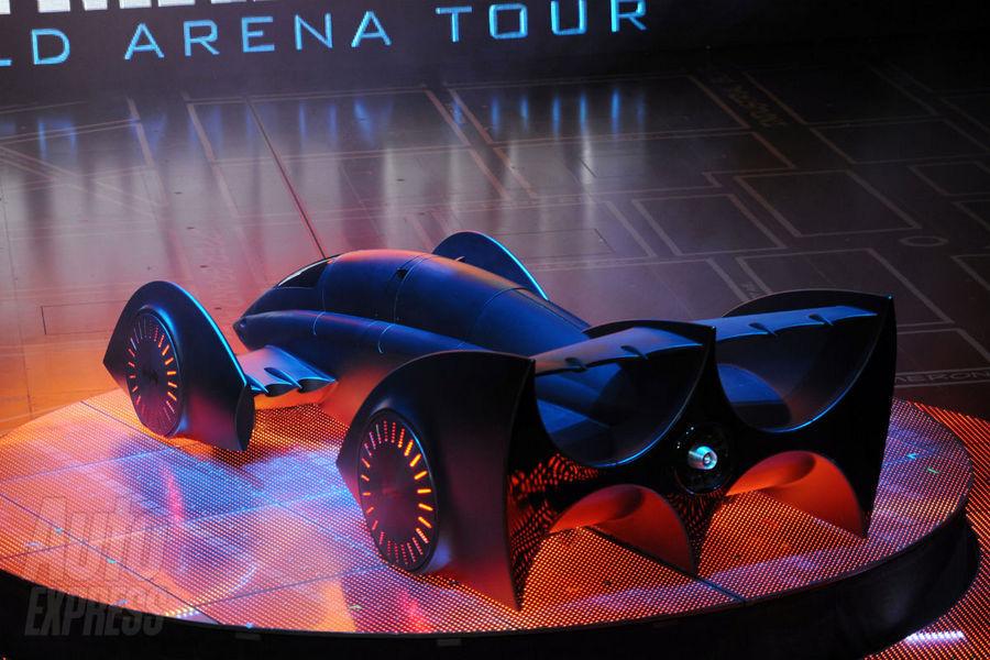 Une des 3 Batmobiles du film Batman Return a été vendue à un passionné pour une valeur de 271000 eur...