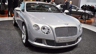 Une veuve russe réclame 1,5 million d'euros à Bentley