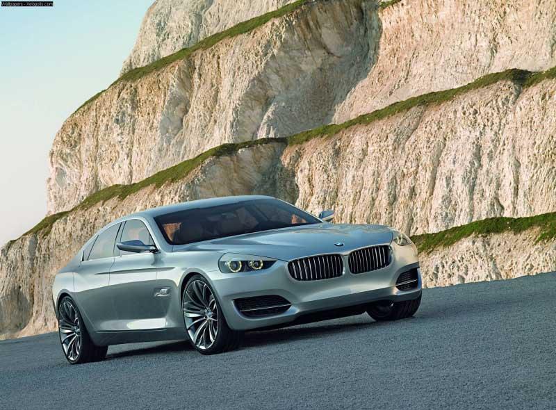 Le constructeur munichois ne travaille pas uniquement à la nouvelle génération de la Série 7. BMW pl...