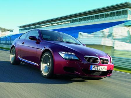 BMW M6 V10 5.0L de 507 chevaux