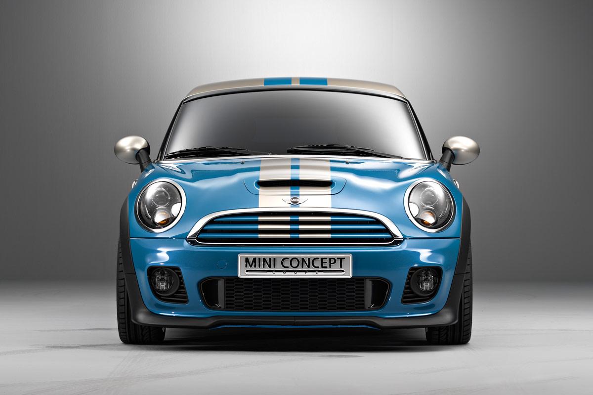 Connue en tant que concept en 2009, La mini devrait être commercialisé en automne